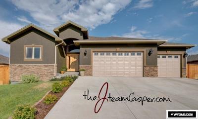 Casper Single Family Home For Sale: 4241 Shasta