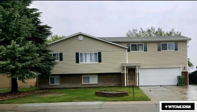 Douglas Single Family Home For Sale: 209 S Wind River
