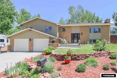 Casper Single Family Home For Sale: 3601 Brookview