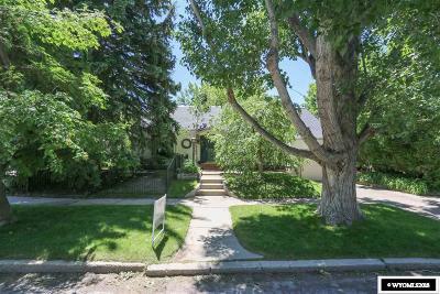 Casper Single Family Home For Sale: 231 E 10th