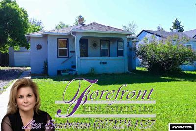 Casper Single Family Home For Sale: 1750 S McKinley
