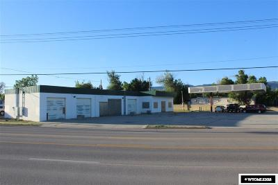 Casper Commercial For Sale: 901 S Cedar