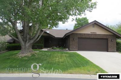 Casper Single Family Home For Sale: 2039 Rustic Drive