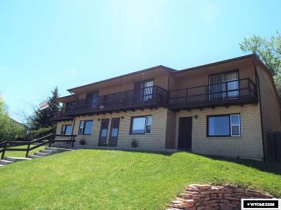 Casper Multi Family Home For Sale: 827 Blackmore