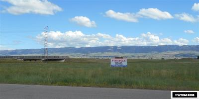 Casper Residential Lots & Land For Sale: 3399 Bypass