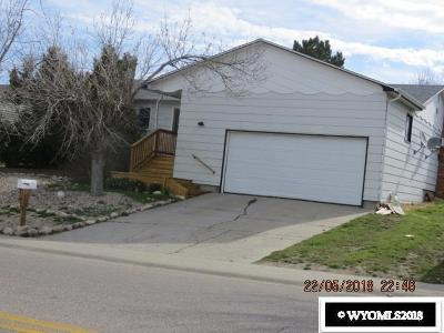 Single Family Home For Sale: 571 S Walsh