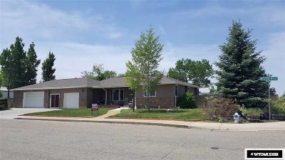 Casper Single Family Home For Sale: 620 S Missouri