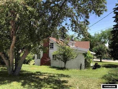 Buffalo Single Family Home Back On Market: 277 E Gatchell