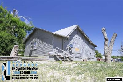 Casper Single Family Home Pending-Continue To Show: 1057 S Jackson