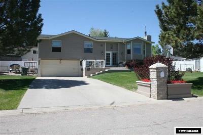 Evanston Single Family Home For Sale: 117 Ute