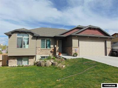 Evanston Single Family Home For Sale: 222 Dell Rio