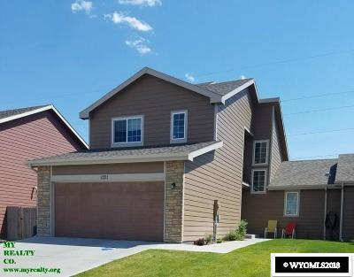 Douglas Single Family Home For Sale: 1221 Meadow