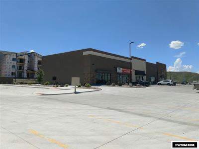 Casper Commercial For Sale: 4621 SW Wyoming