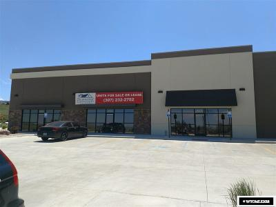 Casper Commercial For Sale: 4631 SW Wyoming