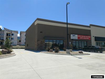Casper Commercial For Sale: 4641 SW Wyoming