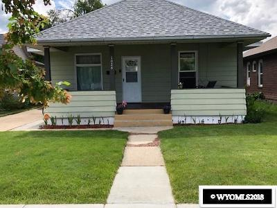 Sheridan Single Family Home For Sale: 1028 Illinois