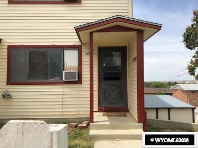 Casper Single Family Home For Sale: 2328 E 8th
