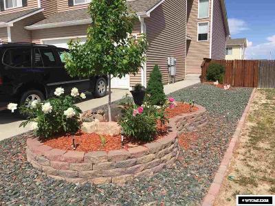 Casper Single Family Home For Sale: 3233 Quivera River Rd