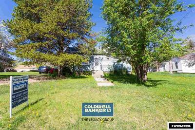 Buffalo Single Family Home For Sale: 440 S Wyoming