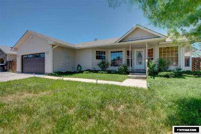 Casper Single Family Home For Sale: 152 Forget Me Not