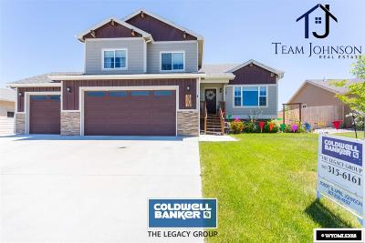 Casper Single Family Home For Sale: 2513 Waterford