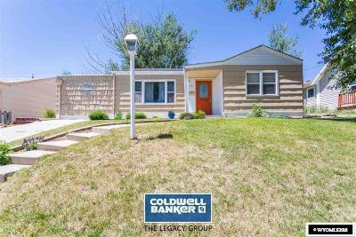 Casper Single Family Home For Sale: 922 S Melrose