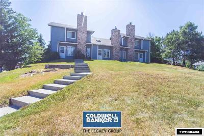 Casper Single Family Home For Sale: 6321 Buckboard, Unit E