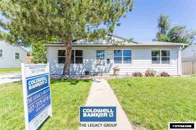 Casper Single Family Home For Sale: 2918 Navarre