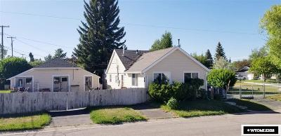Single Family Home For Sale: 701 Uinta
