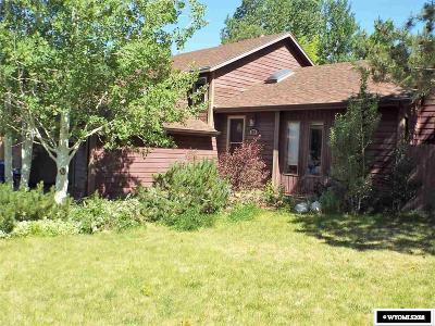 Casper Single Family Home For Sale: 3820 W 45th
