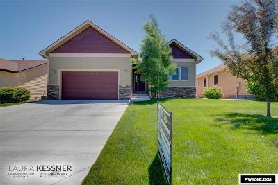 Casper Single Family Home For Sale: 5261 Waterford