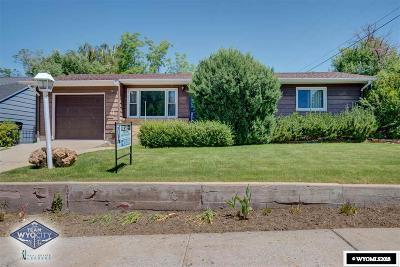 Casper Single Family Home For Sale: 1141 Hazelwood