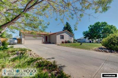 Casper Single Family Home For Sale: 6658 Sharrock