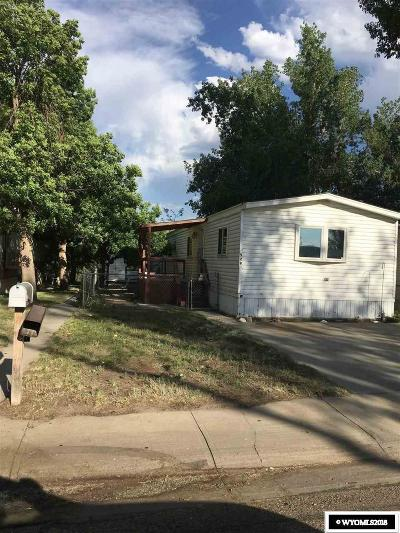Casper Single Family Home For Sale: 529 Westshore
