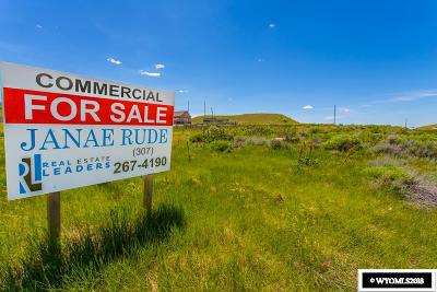 Casper Residential Lots & Land For Sale: 4610 Arroyo