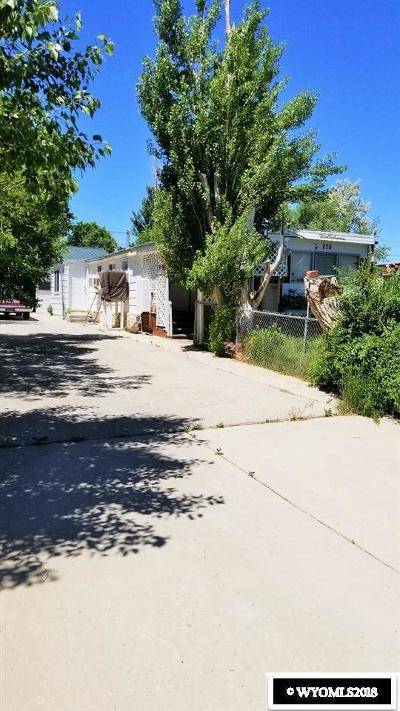 Mountain View Single Family Home For Sale: 276 S 4th