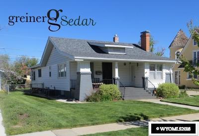 Casper Single Family Home For Sale: 642 S Grant
