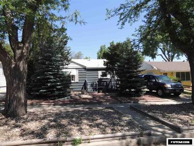 Casper Single Family Home For Sale: 730 E 15th