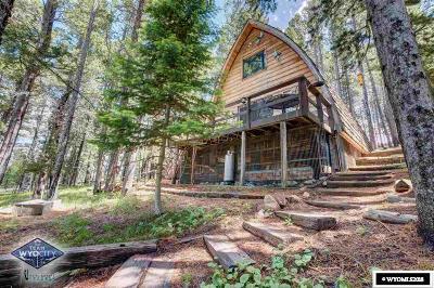 Casper Single Family Home For Sale: 3673 Hidden Meadow
