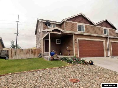 Douglas Single Family Home For Sale: 1511 Meadow Lane