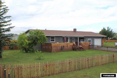 Douglas Single Family Home For Sale: 1 Crestview Way