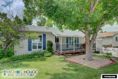 Casper Single Family Home New: 364 Indian Paintbrush