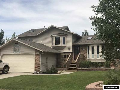 Casper Single Family Home New: 2017 Begonia