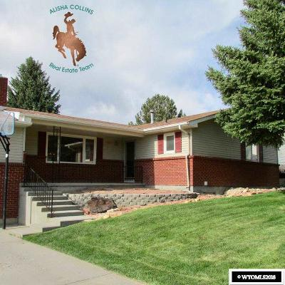 Casper Single Family Home For Sale: 4106 E 8th