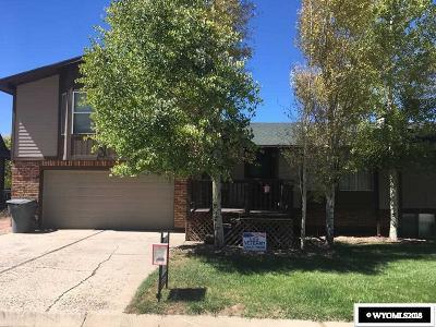 Evanston Single Family Home For Sale: 142 Apache