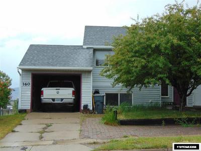 Evanston Single Family Home For Sale: 160 Barrett