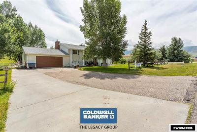Casper Single Family Home For Sale: 4475 Skyline