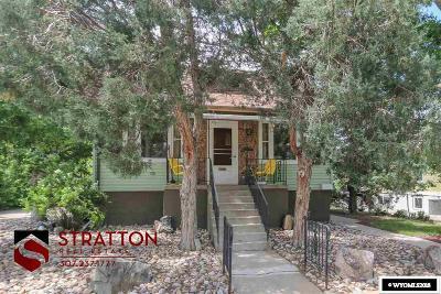 Casper WY Single Family Home New: $186,500