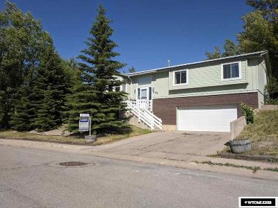 Evanston Single Family Home For Sale: 147 Apache Dr