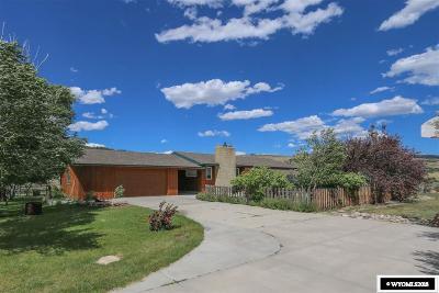 Casper Single Family Home For Sale: 13500 Highway 220